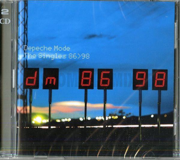 Depeche Mode The Singles 86-98