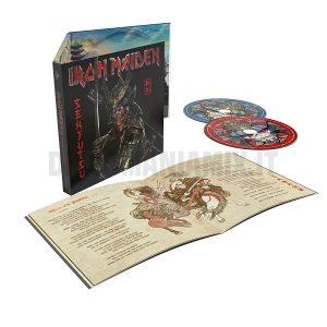 Iron Maiden Senjutsu (2 Cd Digipack)