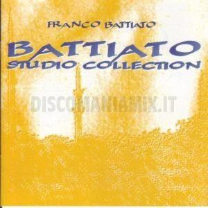 Franco Battiato Studio Collection CD