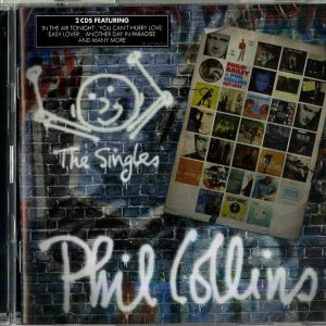 Phil Collins - The Singles 2 CD