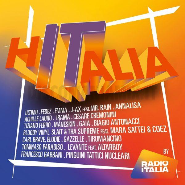 Hit...Italia (Radio Italia) CD Compilation (2020)