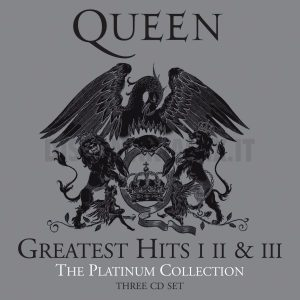Queen The Platinum Collection CD Triplo