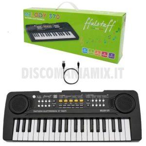 Tastiera Elettronica 37 tasti - Uso Scolastico