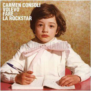 CARMEN CONSOLI - Volevo Fare La Rockstar Cd