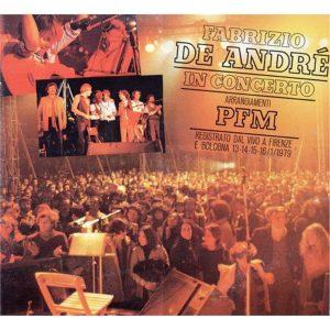 Fabrizio de Andre' - Arrangiamenti P.F.M. (LP)