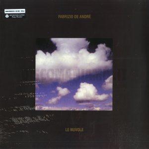 Fabrizio de Andre' - Le Nuvole (LP)