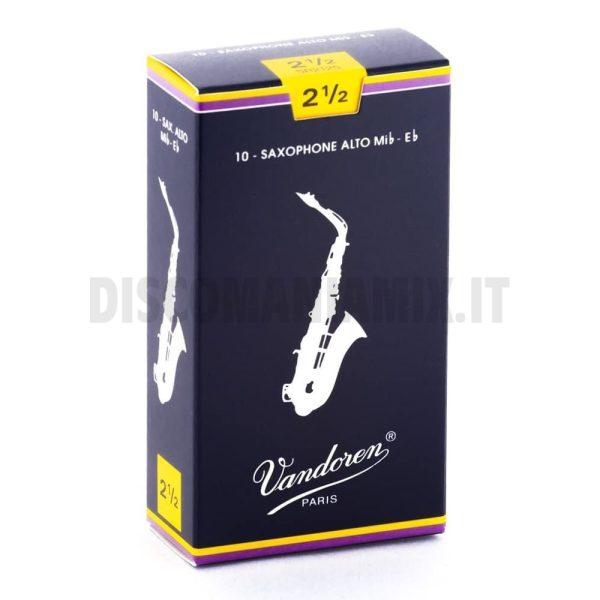 VANDOREN Ance Sax Contralto 2.5