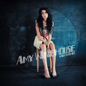 Amy Winehouse - Back To Black LP Picture Disc