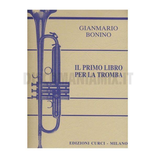 BONINO - Il primo libro per la tromba Ed. Curci
