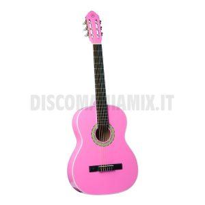 Chitarra classica EKO CS-10 Pink