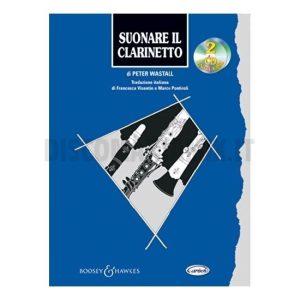 PETER WASTALL Suonare Il Clarinetto + 2 CD